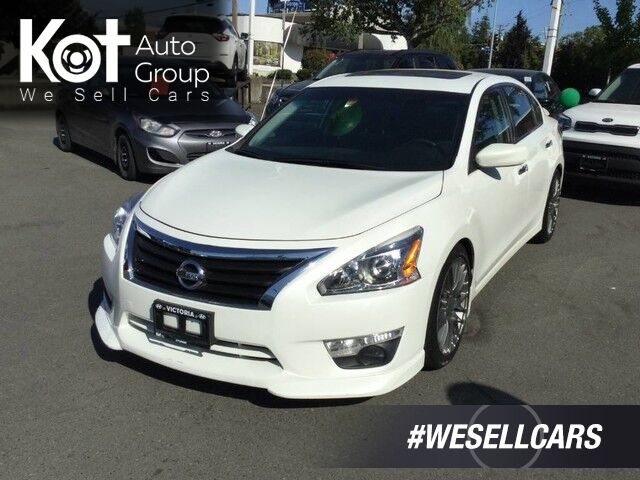 2015 Nissan Altima SV Navigation! Sunroof, Backup Camera Kelowna BC