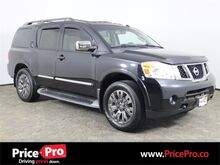 2015_Nissan_Armada_4WD Platinum Reserve w/Nav/Sunroof/DVD_ Maumee OH