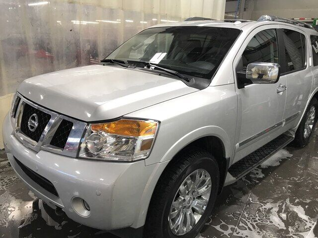 2015 Nissan Armada Platinum | 4x4 | Leather | *Great Deal* Calgary AB