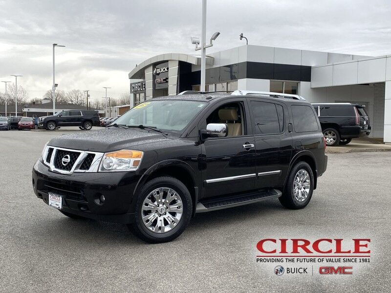 2015 Nissan Armada Platinum Highland IN