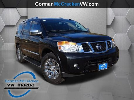 2015_Nissan_Armada_Platinum_ Longview TX