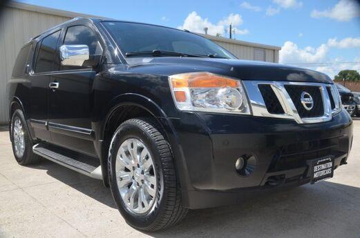 2015 Nissan Armada Platinum Wylie TX
