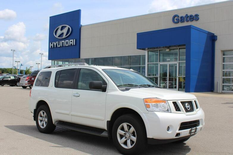 2015 Nissan Armada SL 4WD w/Leather & 8 Passenger Seat Richmond KY