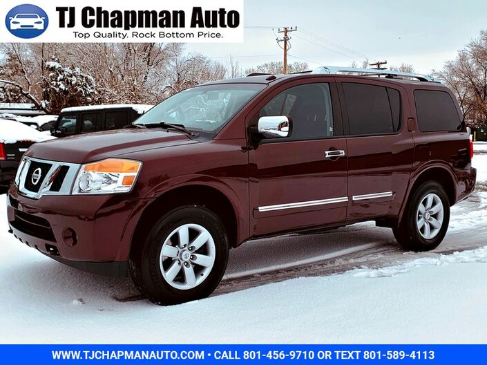 2015 Nissan Armada SL Salt Lake City UT