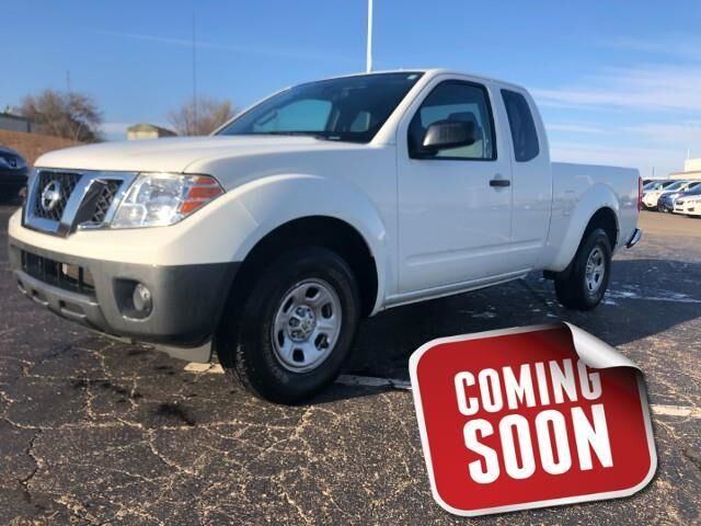 2015 Nissan Frontier 2WD King Cab I4 Manual S Topeka KS