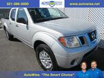 2015 Nissan Frontier CREW CAB SV LONG BED CREW CAB SV LONG BED
