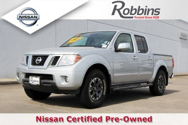 2015 Nissan Frontier Desert Runner Houston TX