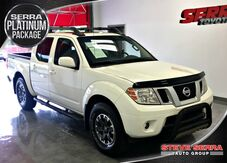 2015_Nissan_Frontier_PRO-4X_ Decatur AL