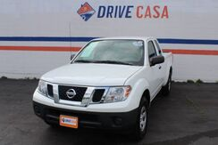 2015_Nissan_Frontier_S King Cab I4 5AT 2W_ Dallas TX