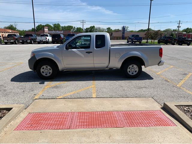 2015 Nissan Frontier S King Cab I4 5AT 2WD Jacksonville IL