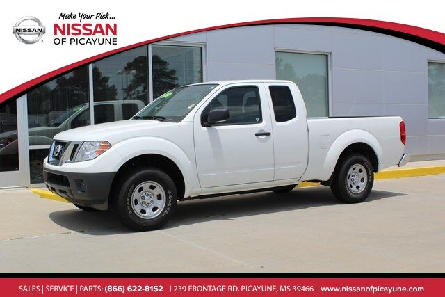 2015 Nissan Frontier S Picayune MS