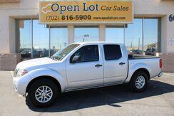 2015_Nissan_Frontier_SL Crew Cab 5AT 2WD_ Las Vegas NV