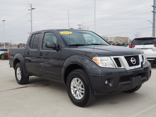 2015 Nissan Frontier SV Kansas City KS