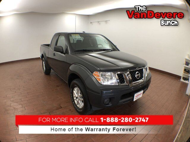 2015 Nissan Frontier SV Akron OH