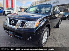 2015_Nissan_Frontier_SV_ Covington VA