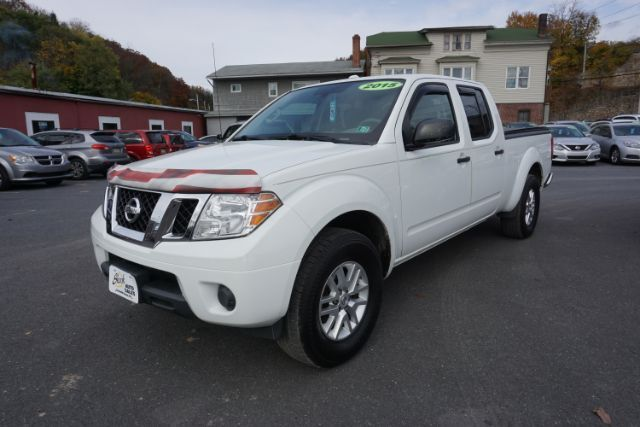 2015 Nissan Frontier SV Crew Cab LWB 5AT 4WD Schuylkill Haven PA