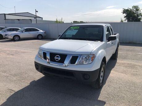 2015 Nissan Frontier SV Gainesville TX