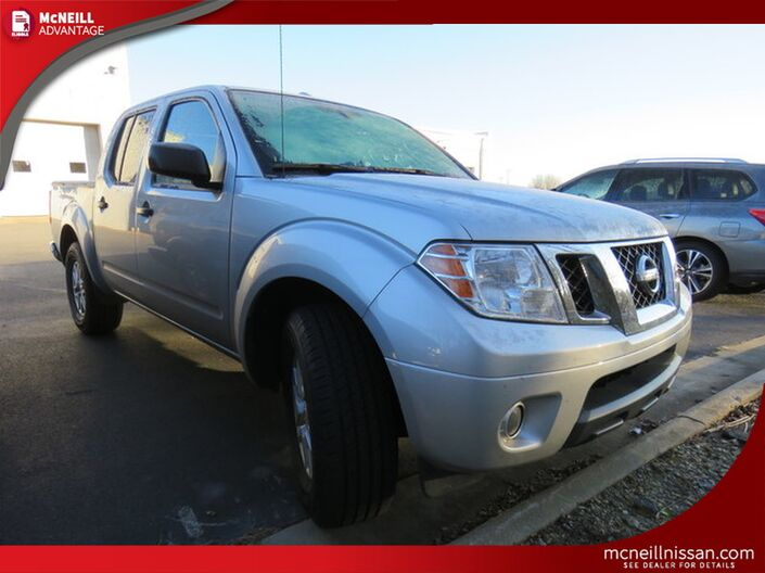 2015 Nissan Frontier SV High Point NC