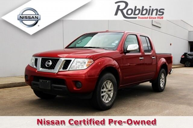 2015 Nissan Frontier SV Houston TX