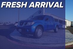 2015_Nissan_Frontier_SV_ Mission TX