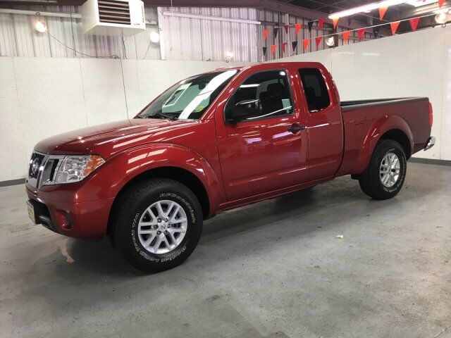 2015 Nissan Frontier SV Oroville CA
