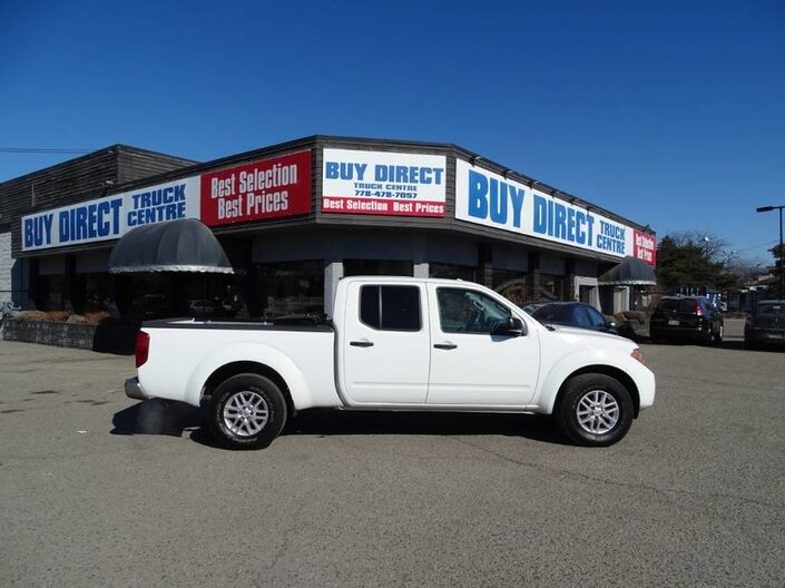 2015 Nissan Frontier SV Penticton BC