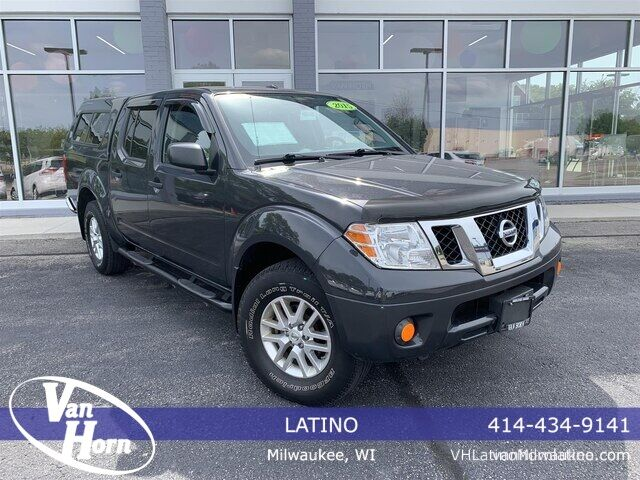 2015 Nissan Frontier SV Plymouth WI