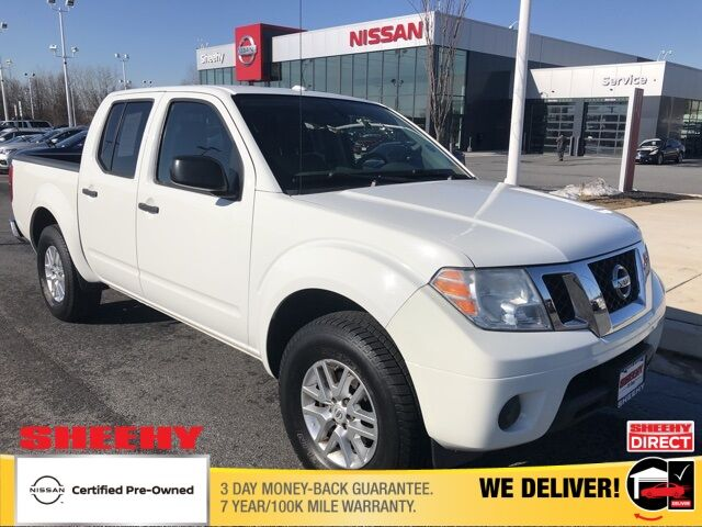 2015 Nissan Frontier SV White Marsh MD