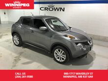 2015_Nissan_JUKE_SV FWD/Low Kilometres/Accident free_ Winnipeg MB