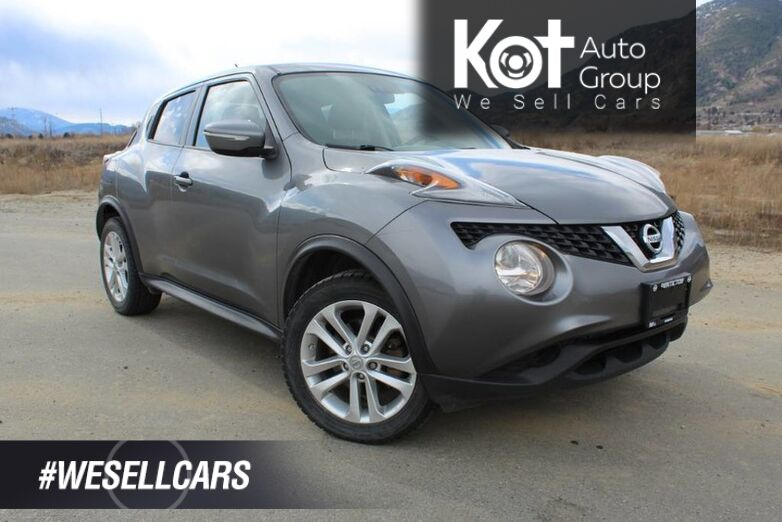 2015 Nissan JUKE SV, NO ACCIDENTS Penticton BC