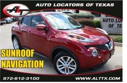 2015_Nissan_JUKE_SV with POWER SUNROOF_ Plano TX