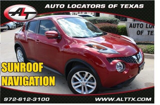 2015 Nissan JUKE SV with POWER SUNROOF Plano TX