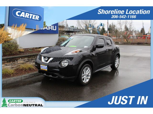 2015 Nissan Juke S Seattle WA