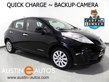 Nissan LEAF S (12 of 12 BARS) *BACKUP-CAMERA, QUICK CHARGE, HEATED SEATS/STEERING WHEEL, CRUISE, BLUETOOTH PHONE 2015