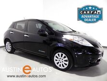 Nissan LEAF S *BACKUP-CAMERA, QUICK CHARGE, STEERING WHEEL CONTROLS, HEATED SEATS, HEATED STEERING WHEEL, CRUISE CONTROL, BLUETOOTH PHONE 2015