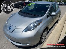 2015_Nissan_LEAF_S_ Decatur AL