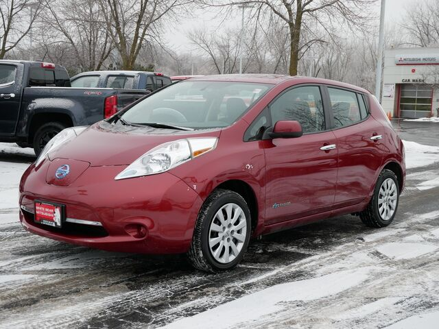 2015 Nissan LEAF S Inver Grove Heights MN