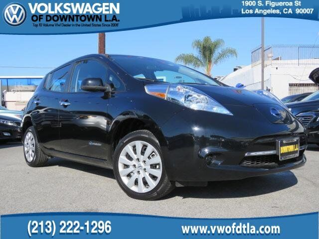 2015 Nissan LEAF S Los Angeles CA