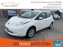 2015_Nissan_LEAF_S_ Pleasant Grove UT