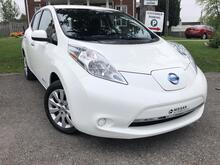 2015_Nissan_LEAF_SL-FULL ELECTRIC-Htd Seats and Wheel-Backup-Bluetooth-New Tires-Alloys_ London ON