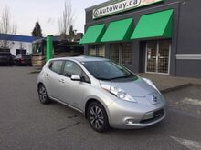 2015_Nissan_LEAF_SV | Quick Charge | Navi | Low Mileage | Heated Seats and Steering_ Coquitlam BC