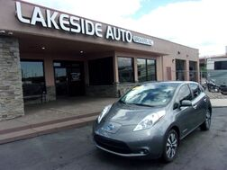 2015_Nissan_LEAF_SV_ Colorado Springs CO