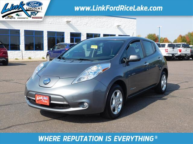 2015 Nissan LEAF SV Rice Lake WI