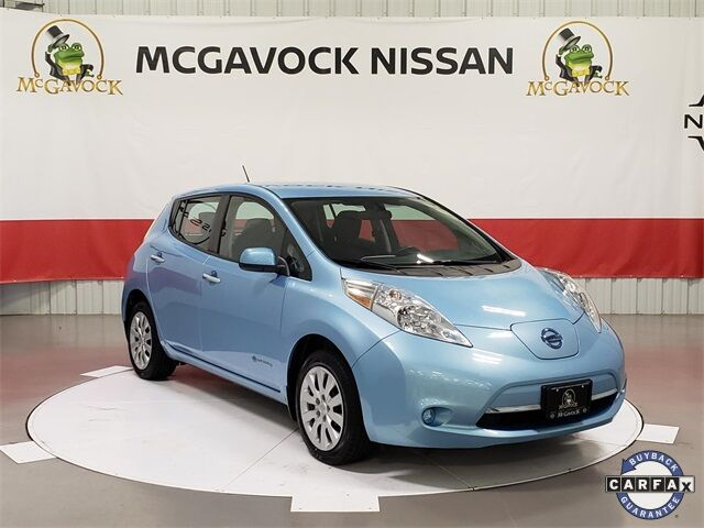 2015 Nissan Leaf S Rockwall TX