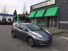 2015_Nissan_Leaf SV w/ Quick Charge & Nav_SV | Quick Charge | Navi | Low Mileage | No Accidents_ Coquitlam BC