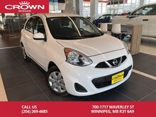 2015_Nissan_Micra_SV Hatchback *Bluetooth/Local Trade*_ Winnipeg MB