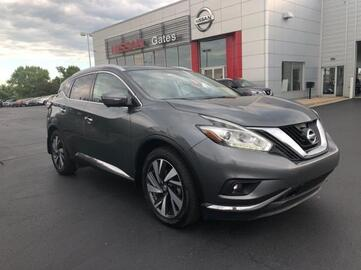 Superb 2015_Nissan_Murano_AWD 4dr Platinum_ Richmond KY