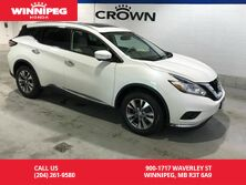 2015 Nissan Murano AWD/SL/One owner/Navigation/Sunroof
