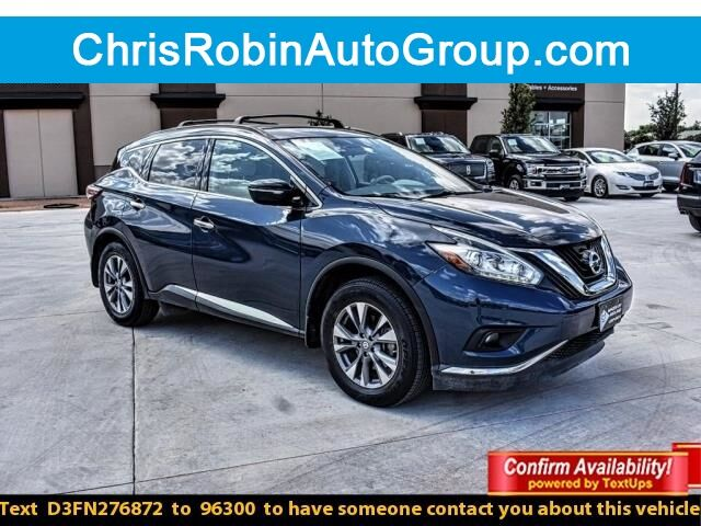 2015 Nissan Murano FWD 4DR SV Odessa TX