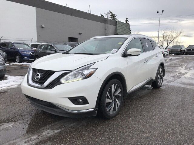 2015 Nissan Murano Platinum | AWD | LEATHER | NAVIGATION | Calgary AB